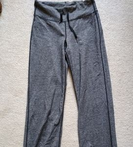 Lululemon relaxed fit draw cord pant